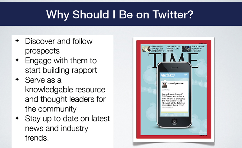 Why Should Advisors Be on Twitter