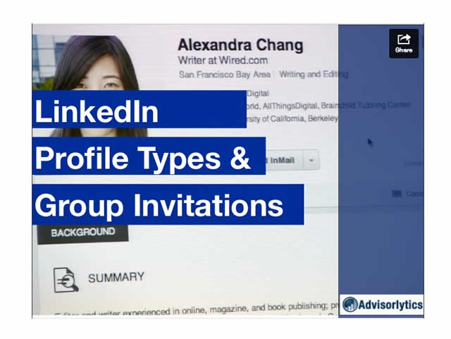LinkedIn Group Building Advice & Strategies