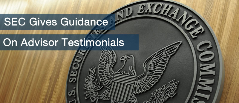 SEC Financial Advisor Testimonials